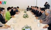 Việt Nam-Hàn Quốc thúc đẩy quan hệ hợp tác chiến lược